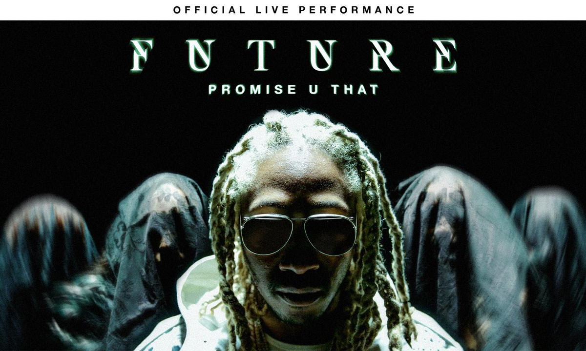 "Future drops new Vevo performances of ""Call The Coroner"" and ""Promise U That"""