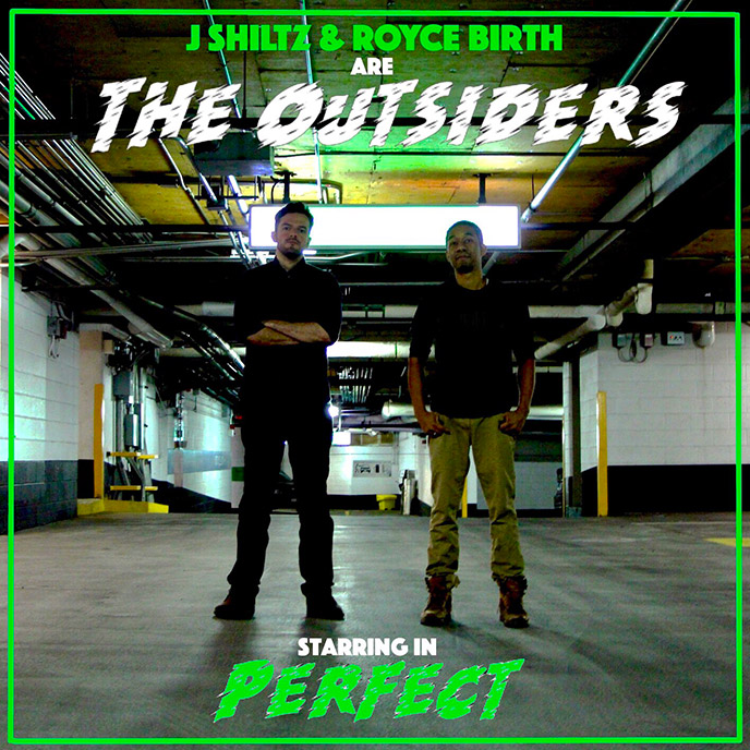 Perfect: J Shiltz and Royce Birth preview The Outsiders 2 with single