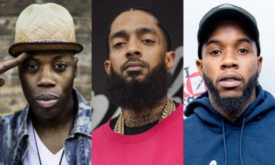 Canadian artists and producers react to the death of Nipsey Hussle