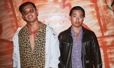 Canadian duo Samurai Champs preview album with new single Poseidon