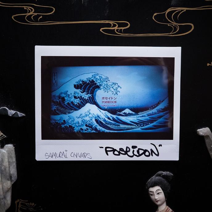 Majid Jordan RnB inspired tones Samurai Champs with new single Poseidon