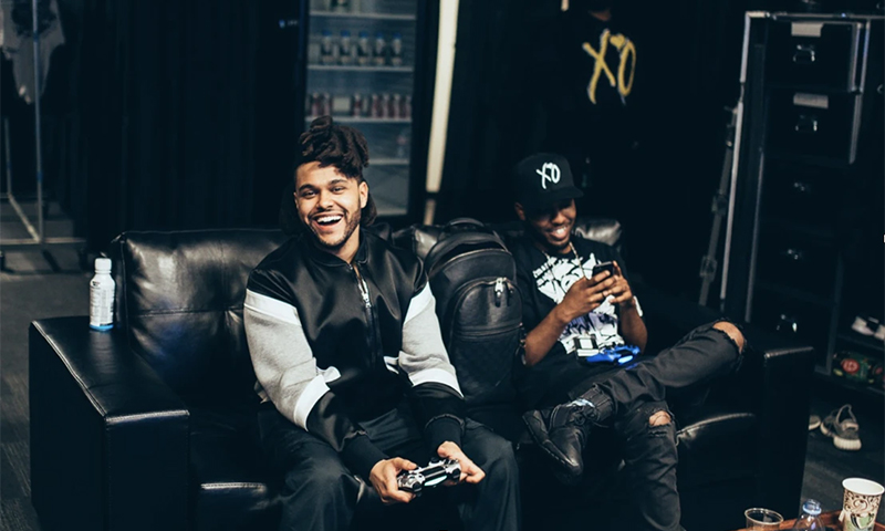 The Weeknd partners with esports group OverActive Media