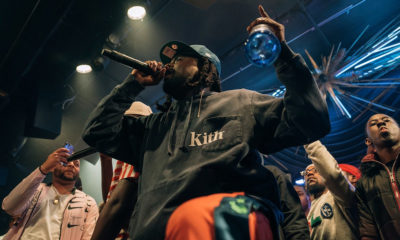 Wale kicked off WrestleMania Week with a sold-out WaleMania V extravaganza
