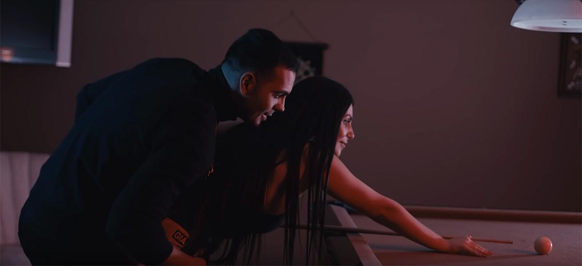 Chrissy Spratt enlists Lenz Studio and Sir Jax for Halo video