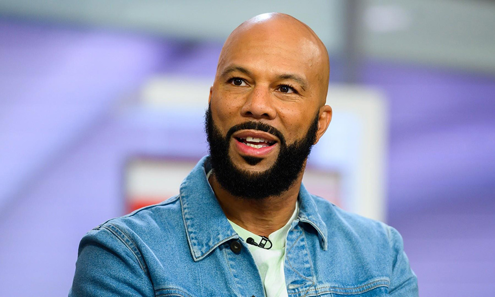 Let Love Have the Last Word: Common releases his second book