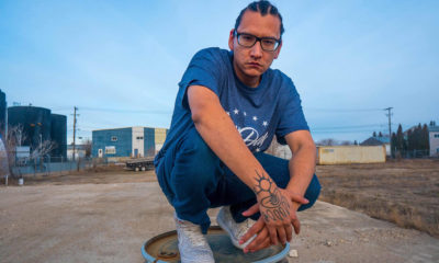 Song of the Day: Indigenous rapper Dakk One teams up with Matt Leaf for Expire video