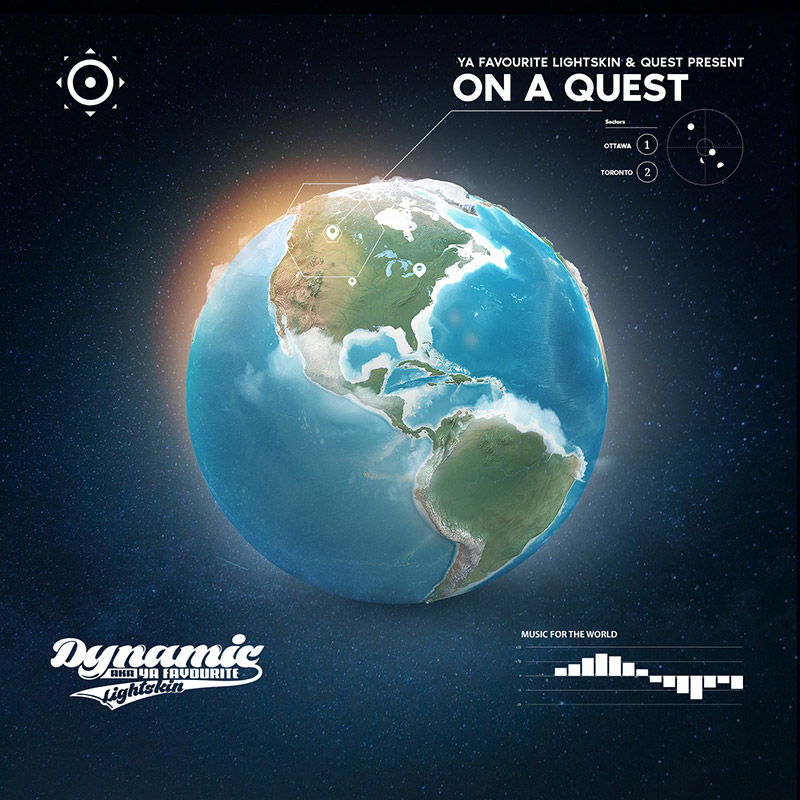 On a Quest: Dynamic and Quest are teaming up for a new project dropping June 15