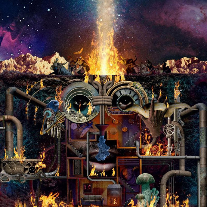 Flying Lotus to release Flamagra album May 24