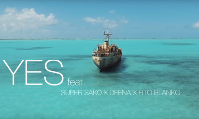 Karl Wolf heads to Turks and Caicos to shoot Yes! featuring Super Sako, Fito Blanko and Deena