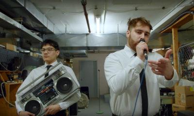 Premiere: Yukon duo LOCAL BOY release the Eyes video