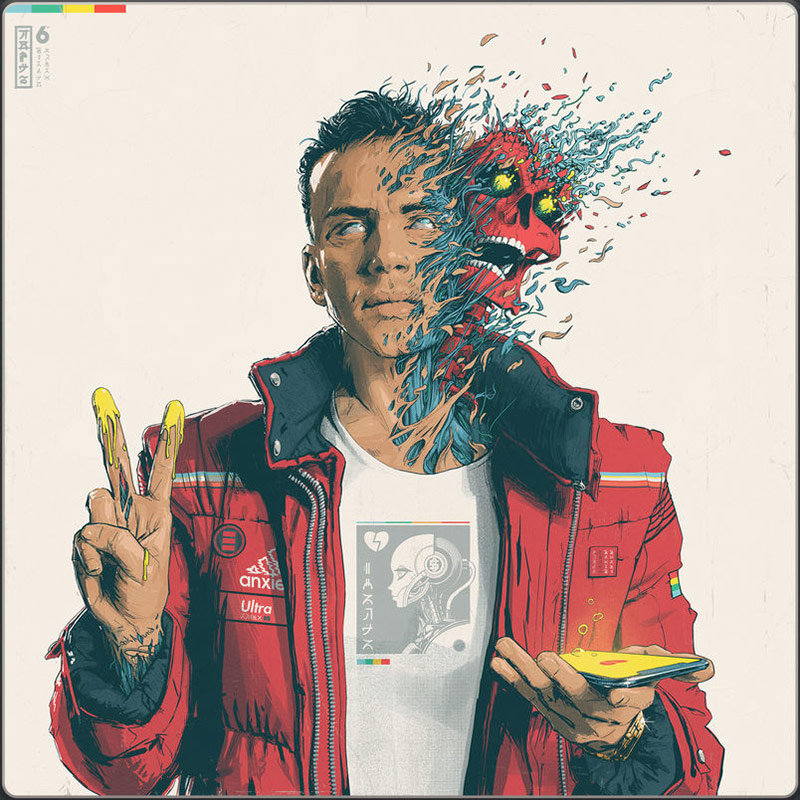 Frank Dukes featured on new Logic album, Confessions of a Dangerous Mind