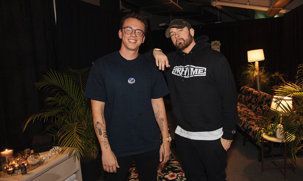 Lee Fitz of DWB remixes Homicide by Logic featuring Eminem