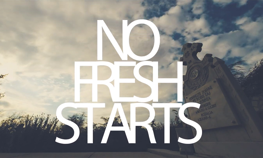 No Fresh Starts features The Style Wars Show and DJ Dusty in inaugural episode