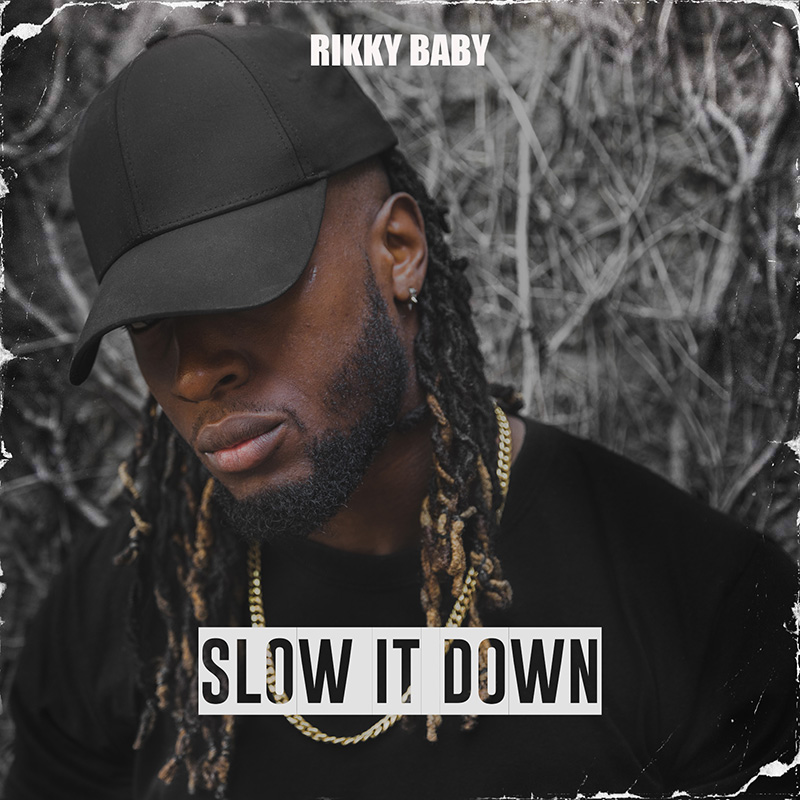Bout Paper: Montréal artist Rikky Baby releases Slow It Down in advance of album