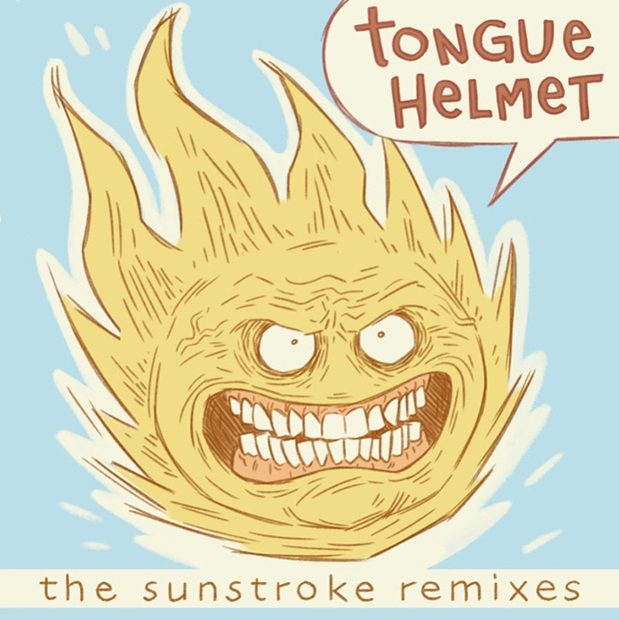 Toronto-based cross genre group Tongue Helmet release The Sunstroke Remixes EP