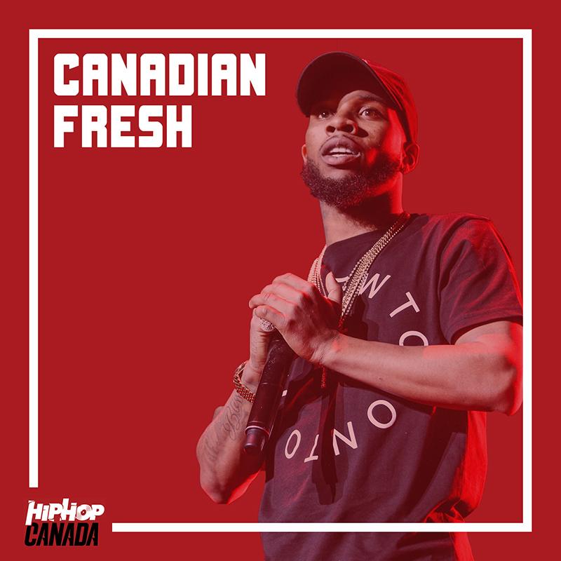 Celebrate Canada Day with the Canadian Fresh Spotify playlist