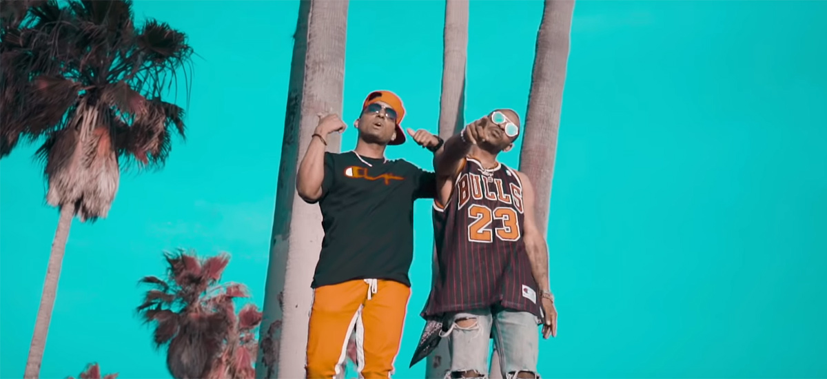 Way Too Much: JC enlists Eric Bellinger for new Stacking Memories-directed video