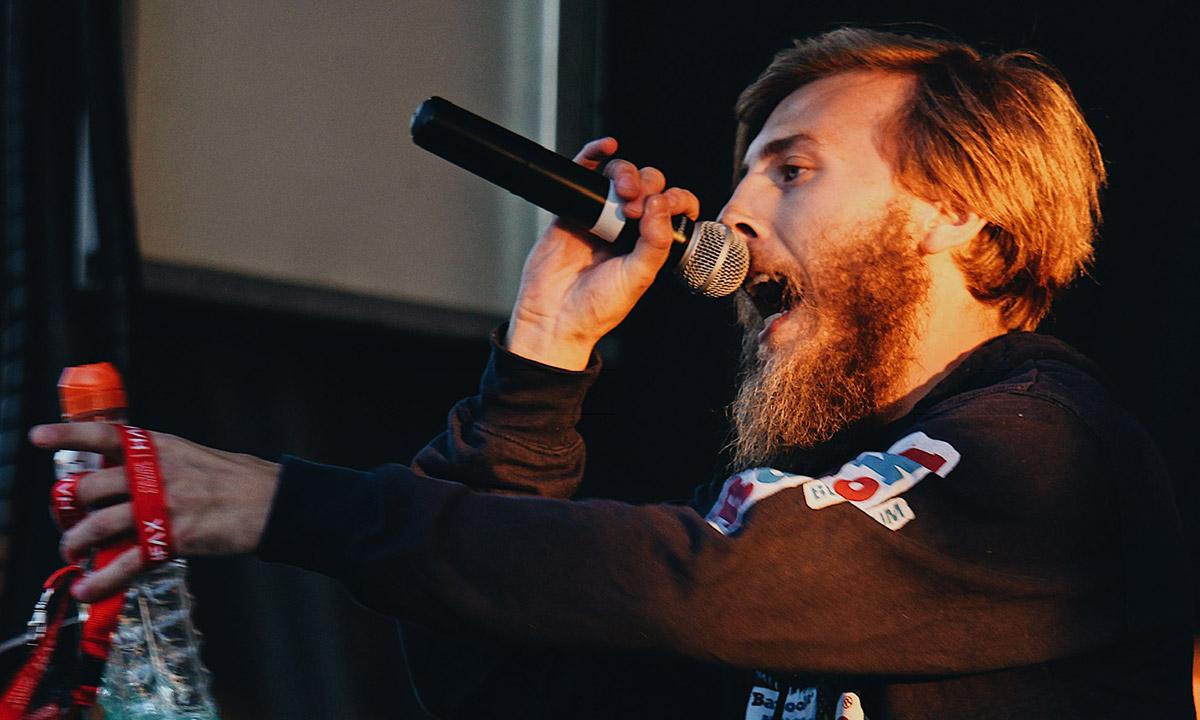 East Coast artist Jeffrey discusses new album It Never Works Out