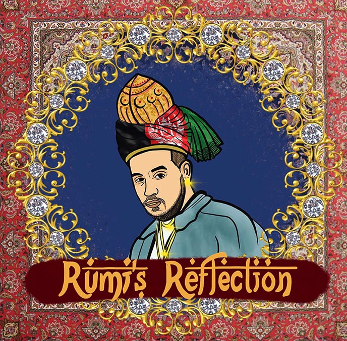 Reflecting on Rumi: Kresnt's new album is charting on iTunes