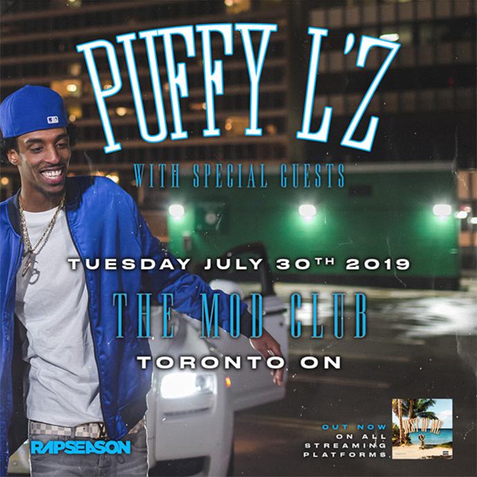 Best of Me: Puffy Lz releases second single off Take No Lz album out July 19