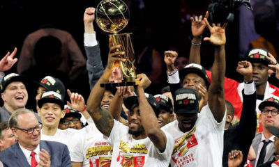 Toronto Raptors win first NBA title; Drake releasing 2 new songs to celebrate
