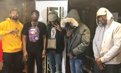 Catching up with We Love Hip Hop - Ricochet, Why-G, Flipp Dinero, Nessia and more