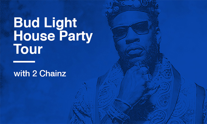 2 Chainz to perform live from a Toronto living room for Bud Light House Party Tour