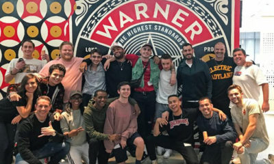 Industry maverick Pat Corcoran partners with Warner for emerging rap collective 99 Neighbors