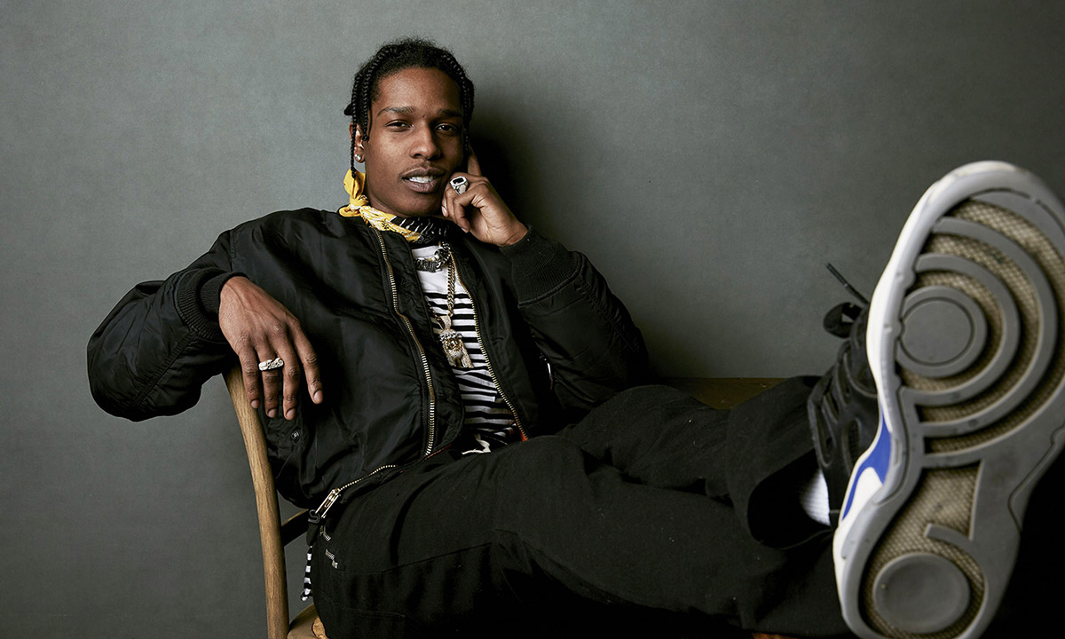 Kanye, Kim K., Trump and more are trying to free A$AP Rocky