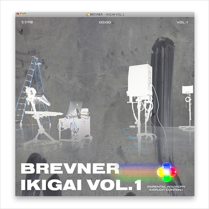 24 hours to tell a story: Brevner releases 6-track EP IKIGAI Vol. 1