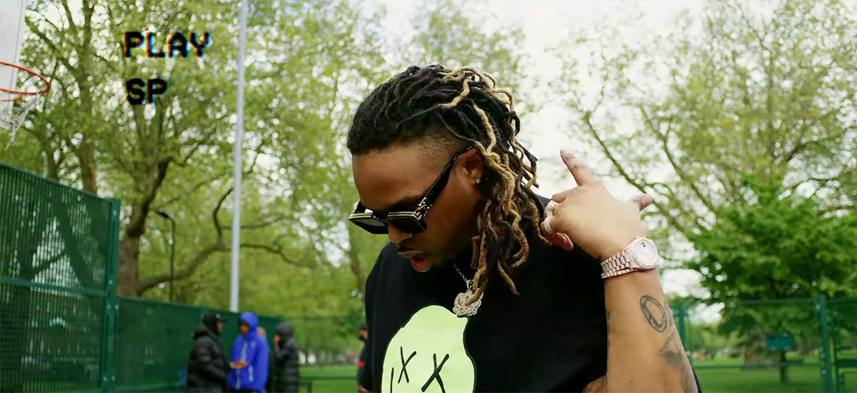 Hypo returns with visuals for new trap banger Flex On My X