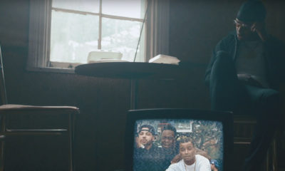Screenshot from the How It Goes video by Jay Whiss
