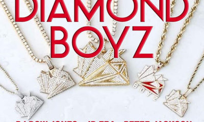 Artwork for Diamond Boyz by Kriminal Ties