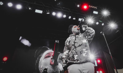 Photos: Masked New York rapper Leikeli47 at Ottawa Bluesfest