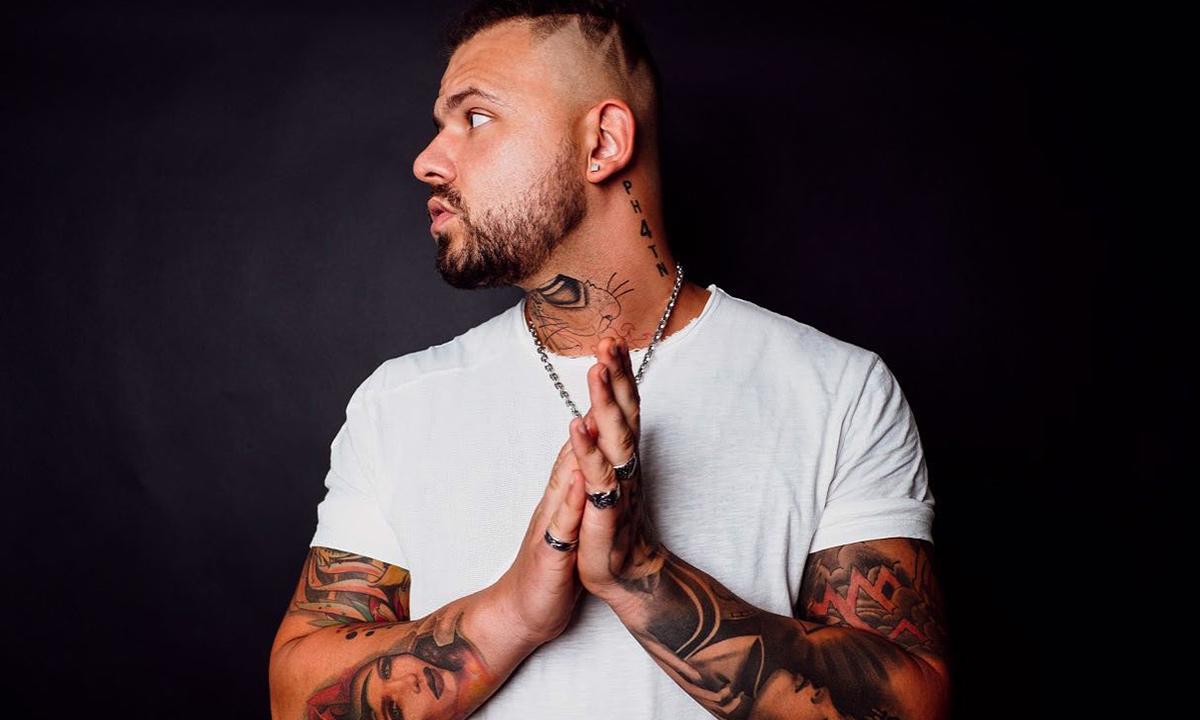 Houston lyricist PH4DE delivers his second mixtape with the cinematic VENDETT4