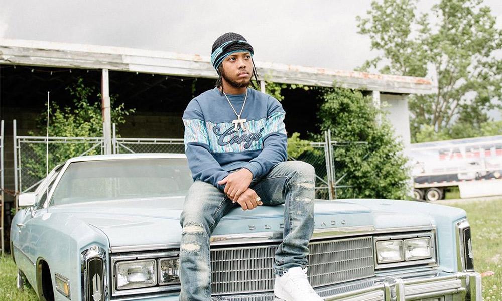 Toronto artist Pvrx releases Def Jam debut 3.14