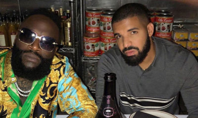 Rick Ross enlists Drake for Gold Roses single in advance of Port of Miami 2