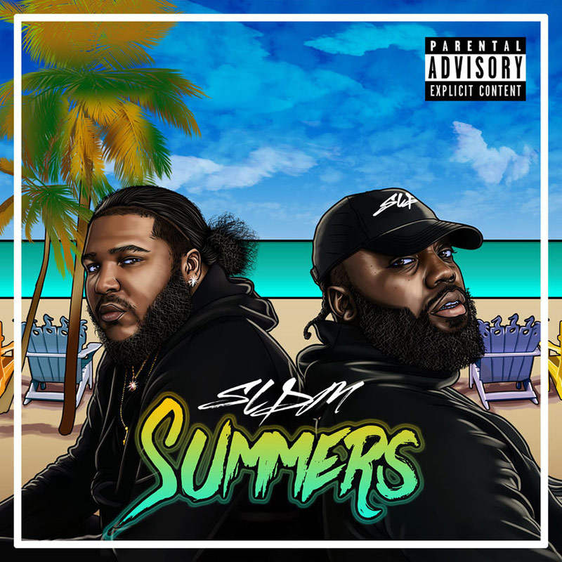 SLDM kicks off the summer with their debut project SLDM Summers