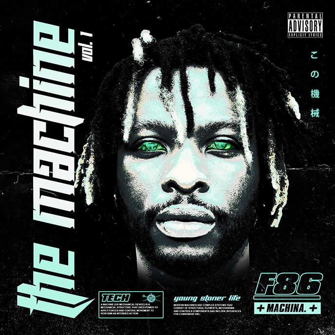Strick releases latest project The Machine Vol. 1