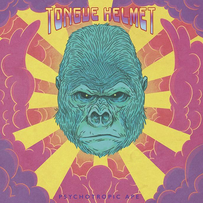 Tongue Helmet releases the Psychotropic Ape album
