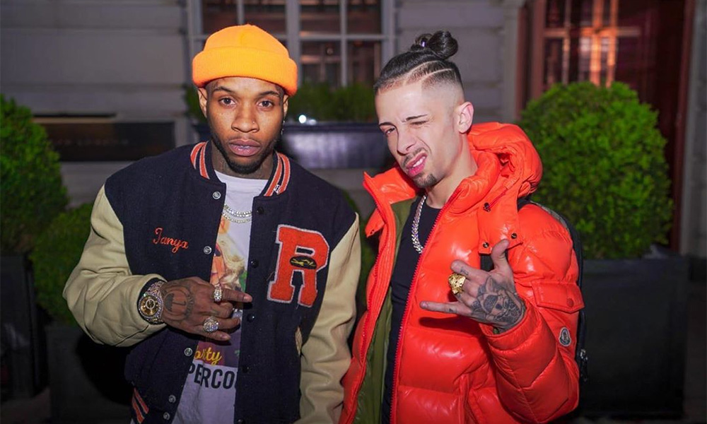 Not Today: Canadians Tory Lanez and Blasian Beats featured on UK compilation The Plug