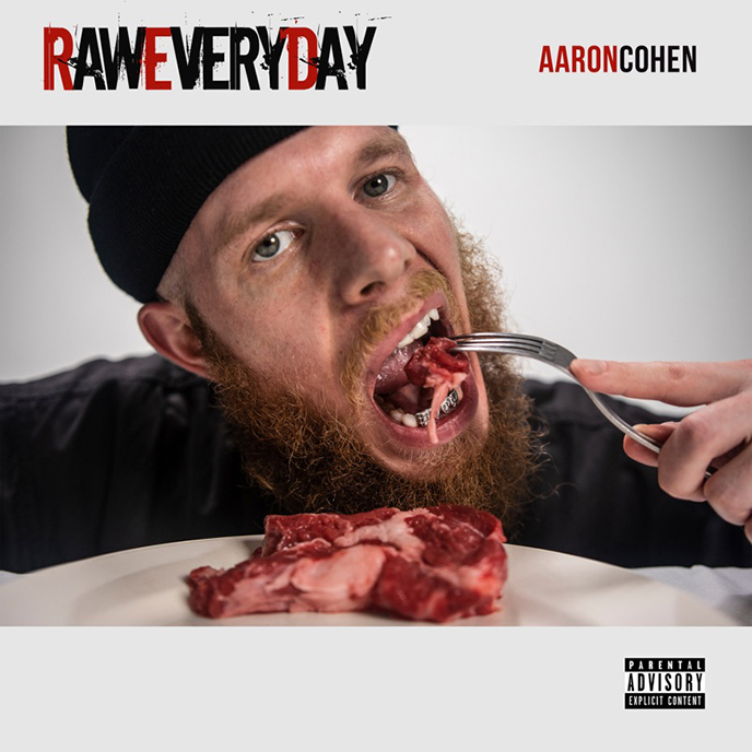 Aaron Cohen brought his Raw Every Day tour to Ottawa in support of latest album