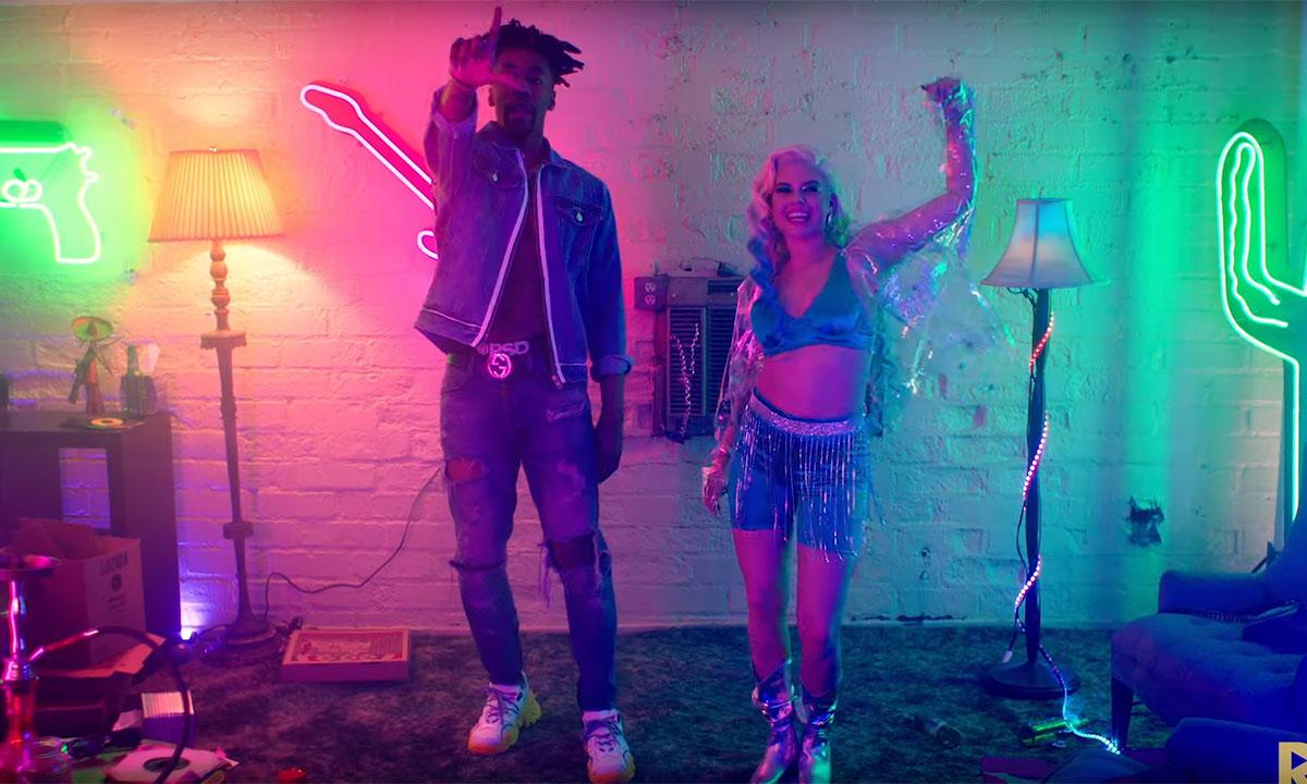 Chanel West Coast enlists Ottawa artist Dax for I Be Like video