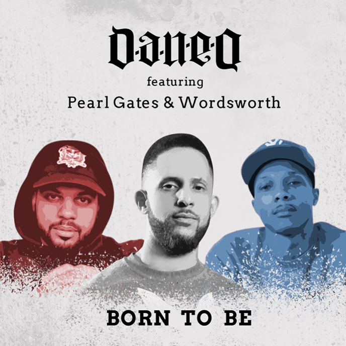 Born to Be: Dan-e-o previews new album with Pearl Gates and Wordsworth-assisted single