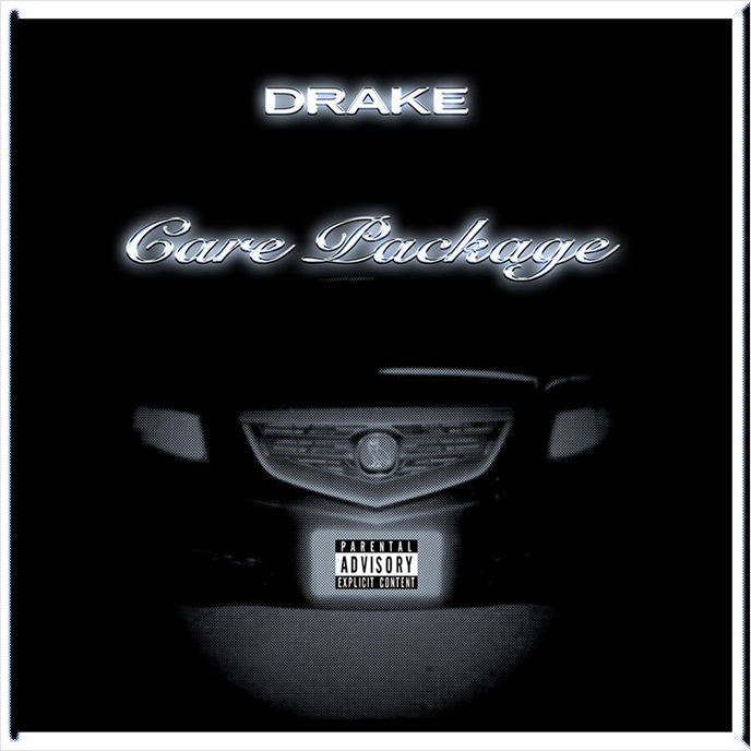 All 17 songs on Care Package are charting on the Top 100: Canada chart by Apple Music
