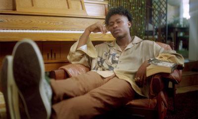 New Orleans artist Lucky Daye
