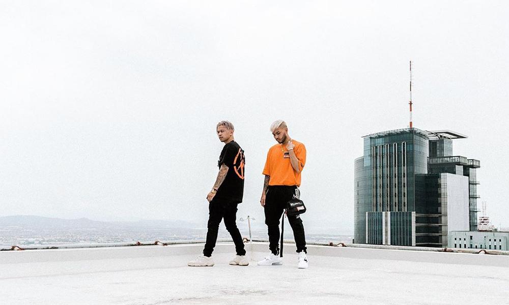 Vancouver duo Manila Grey