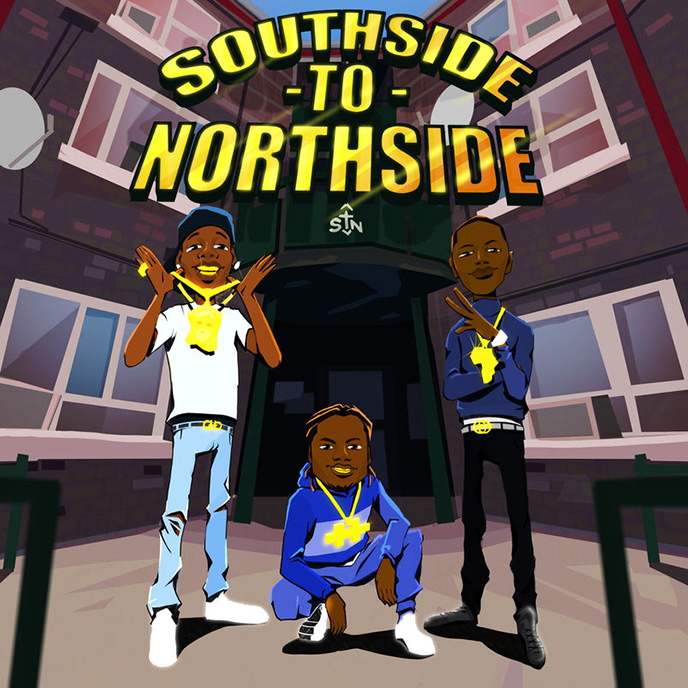 Southside to Northside: Lil Berete, Acerrr and JoEazy release STN: The Mixtape