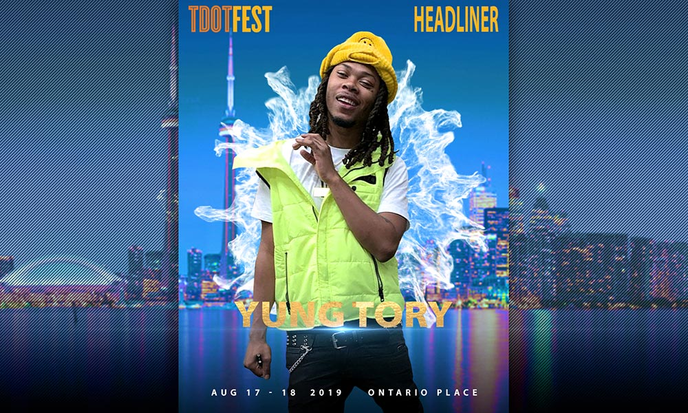 Aug. 17-18: TdotFest to feature Yung Tory, Lil Berete, Swagger Rite, LB Spiffy, Devon Tracy and more