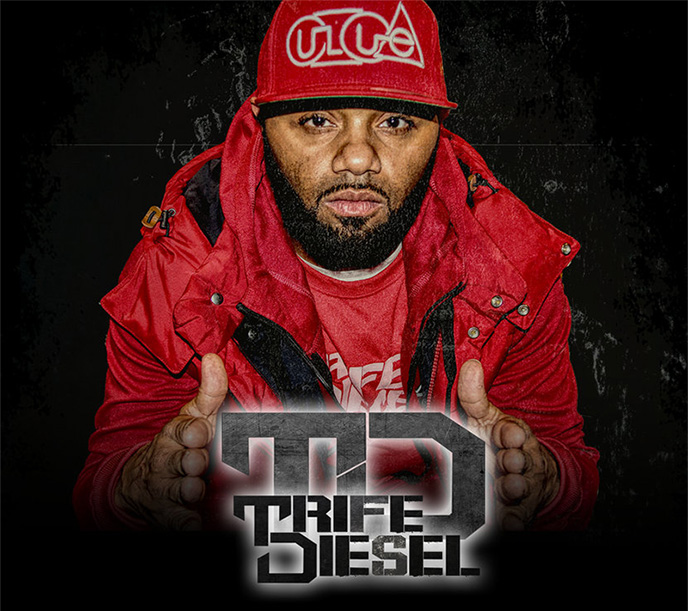 Trife Diesel talks growing up in Shaolin, working with Ghostface Killah, 780, Theodore Unit and more